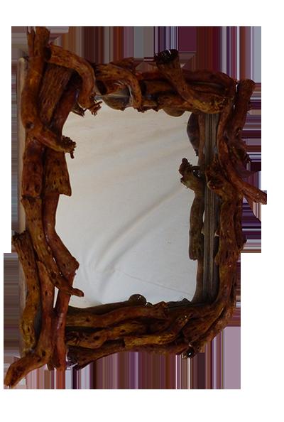 Miroir «Racines De Lotus»